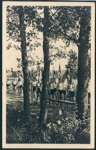 BDM Highland Camp (Hochlandlager) 1938