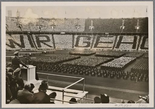 Hitler Youth Rally
