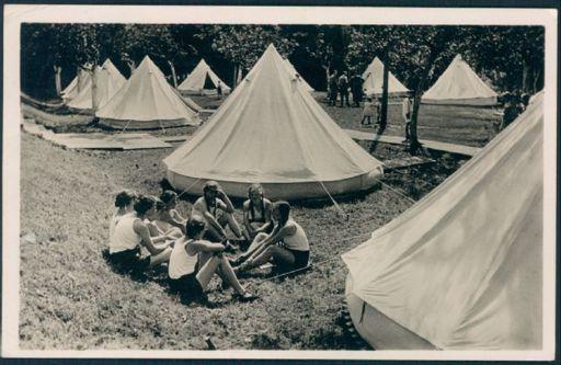 BDM Tent Camp in Baden