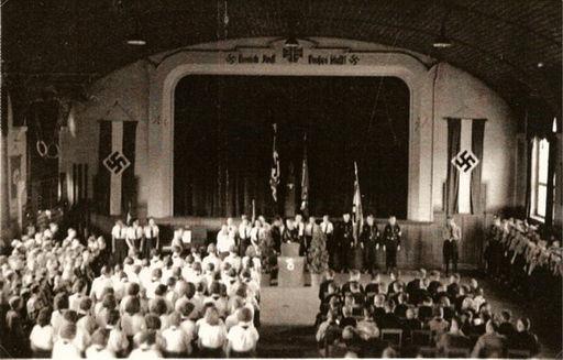 Ueberweisung Jungvolk - 1931