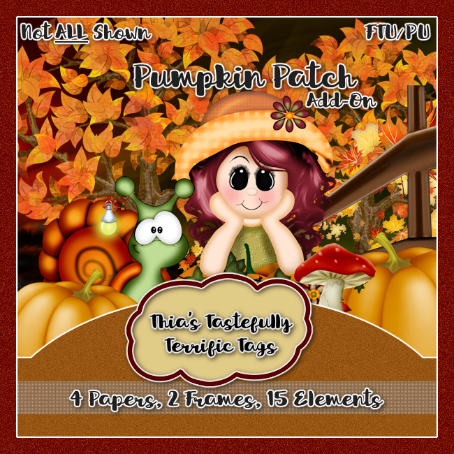 Thia Pumpkin Patch FTU Add-On Preview