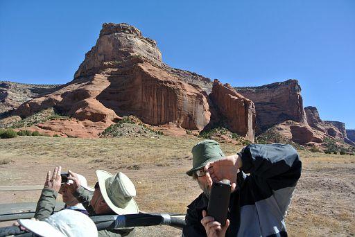 Near Twin Trail Canyon