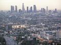 LA - almost dark