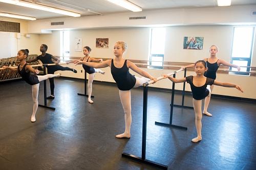 Brighton Ballet Practice DG-78
