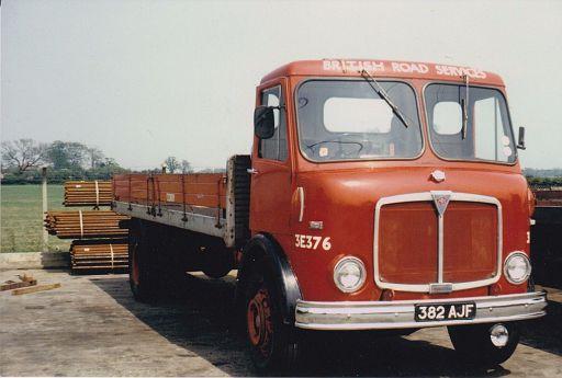 382AJF   AEC Mercury  no. 3E376