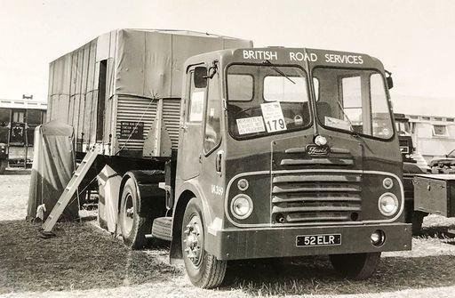 52 ELR  1962 Bristol HA6G(LX)  no. 1A369