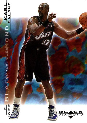 2000-01 Black Diamond #082 (1)