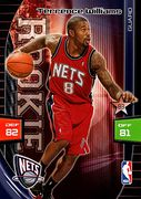2009-10 Adrenalyn XL Terrence Williams (1)
