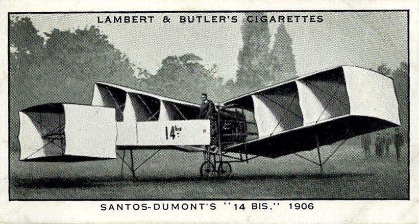 1932 Lambert & Butler A History of Aviation #10 (1)