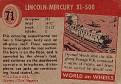 1953-54 Topps World on Wheels #071 (2)