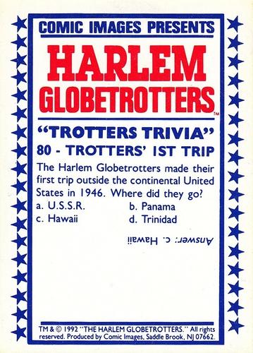 1992 Harlem Globetrotters #80 (2)