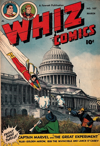 Whiz Comics #107