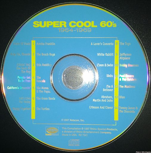 Super Cool 60s