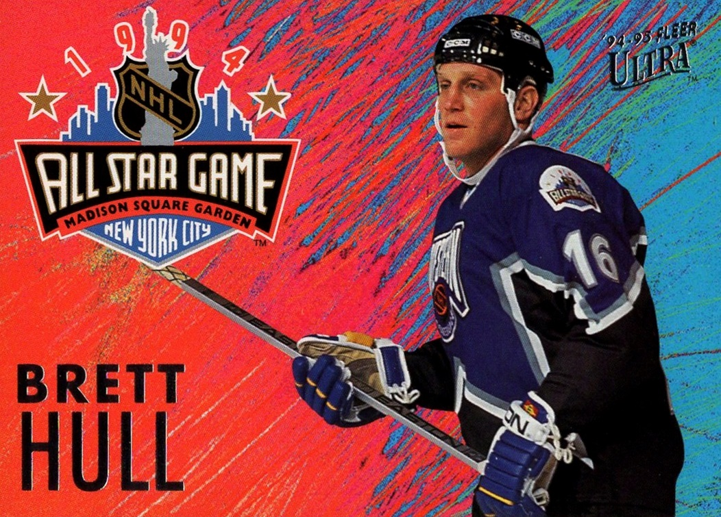 1994-95 Ultra All-Stars #11 (1)