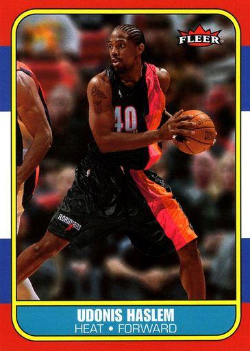2006-07 Fleer 1986-87 Throwback #125 (1)