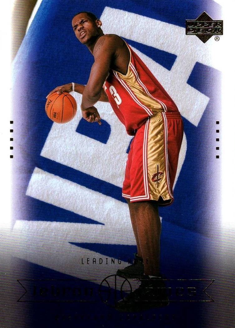 2003 LeBron James #21 (1)