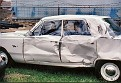 1967 Plymouth wreck