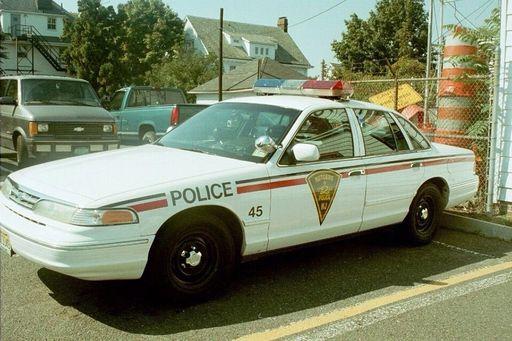NJ - Rutgers University Police