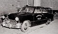 DC- Metro Police 1950 Ford