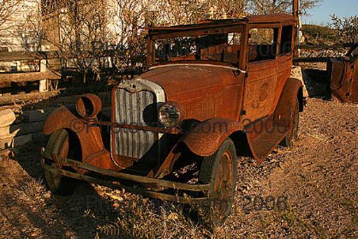 Route 66, Hackberry, Arizona