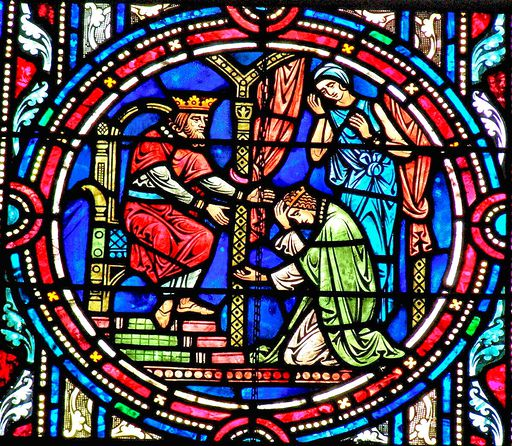 SAINTS PETER AND PAUL CHURCH - STAINED GLASS - 04