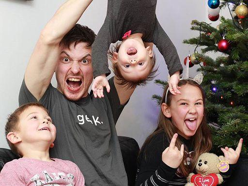 Rocking around the Christmas Tree
