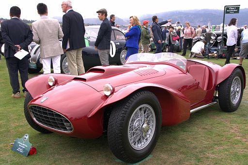 1952 Siata 208CS Corsa Bertone Spider, Raffi Najjarian, Brisbane, California DSC 2141 -1
