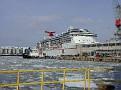 Carnival Spirit Leaving Drydock1