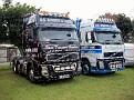 SJZ 8985 & TJZ 2375   1. Volvo FH 480 Globetrotter XL 6x2 unit 2. Volvo FH12 460 Globetrotter XL 6x2 unit