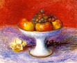Fruit and a White Rose [c.1930-39]
