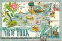 00- Map of NEW YORK (NY)
