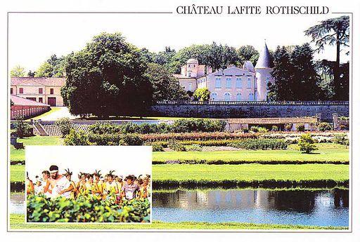 Lafite Rothschild Castle (33)