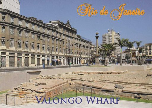Brazil - 2017 VALONGO WHARF
