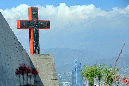 kolejny krzyż