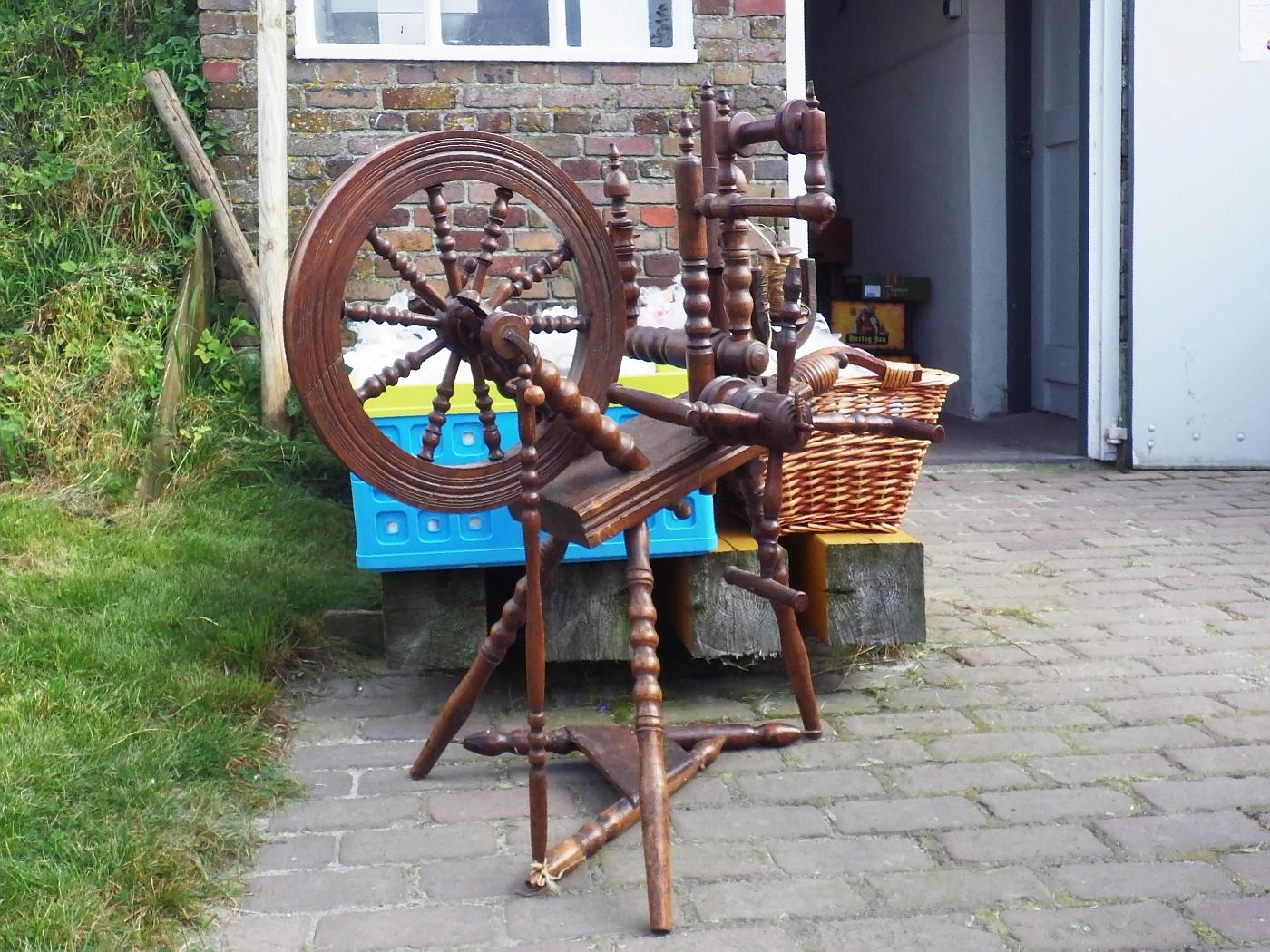 Bij de molen