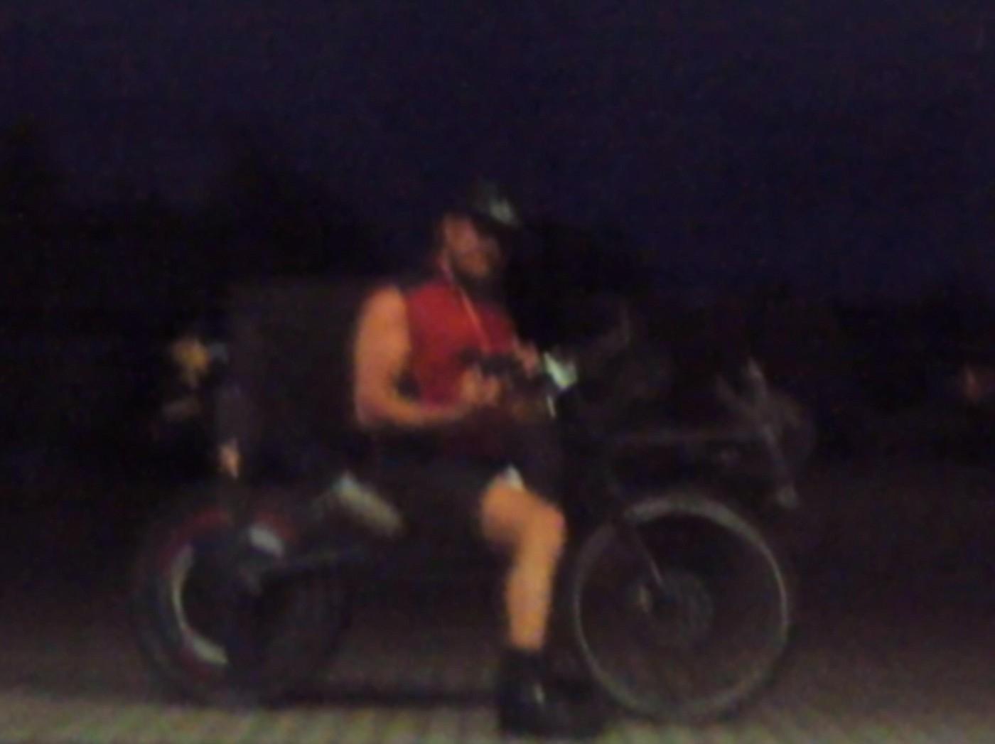 Melted Nightrider