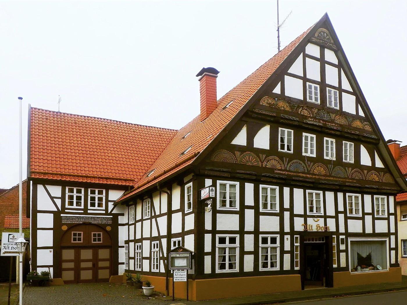 Alt Horn, Nordstraße