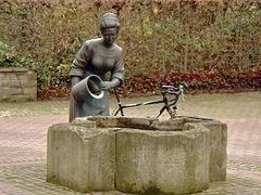 Bad Meinberger Brunnenfrau