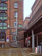 Aufgang Kibbelsteg, Speicher-Block G10
