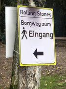 Eingang Borgweg