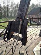 Krühhaspel der Kappenwindmühle