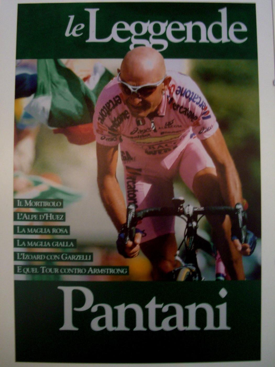 Poster di Pantani
