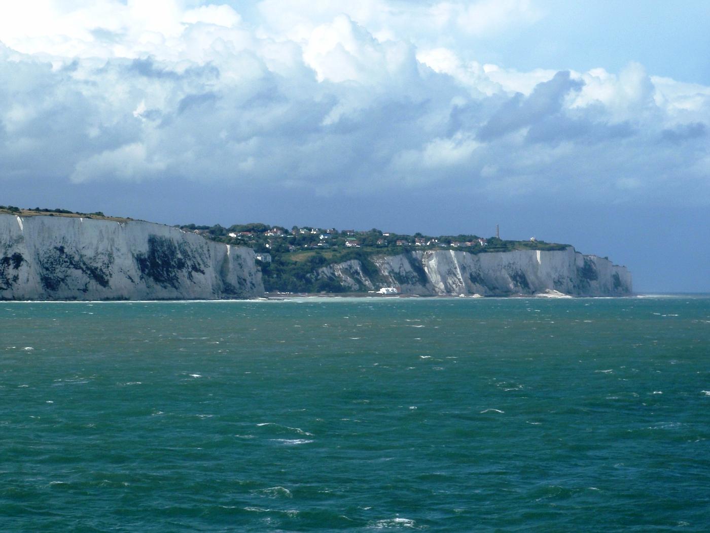 The Coast of Dover