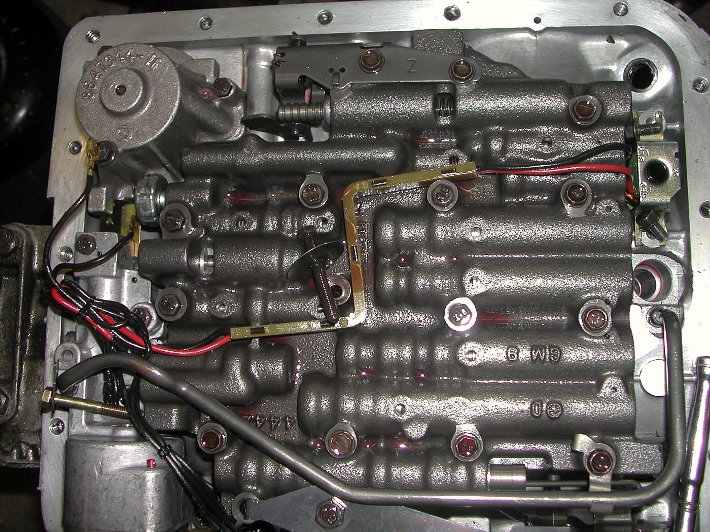 2000 chevy silverado tcc solenoid