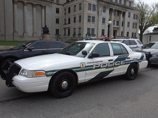 IL- Lincolnshire Police 2011 Ford
