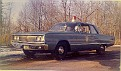 CT - Manchester Police 1967 Dodge