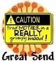 1Great Send-caution