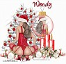 MerryChristmas Wendy byClau-vi