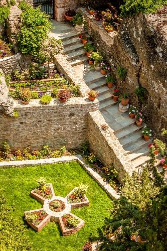 Meteora, Rousanou monastery