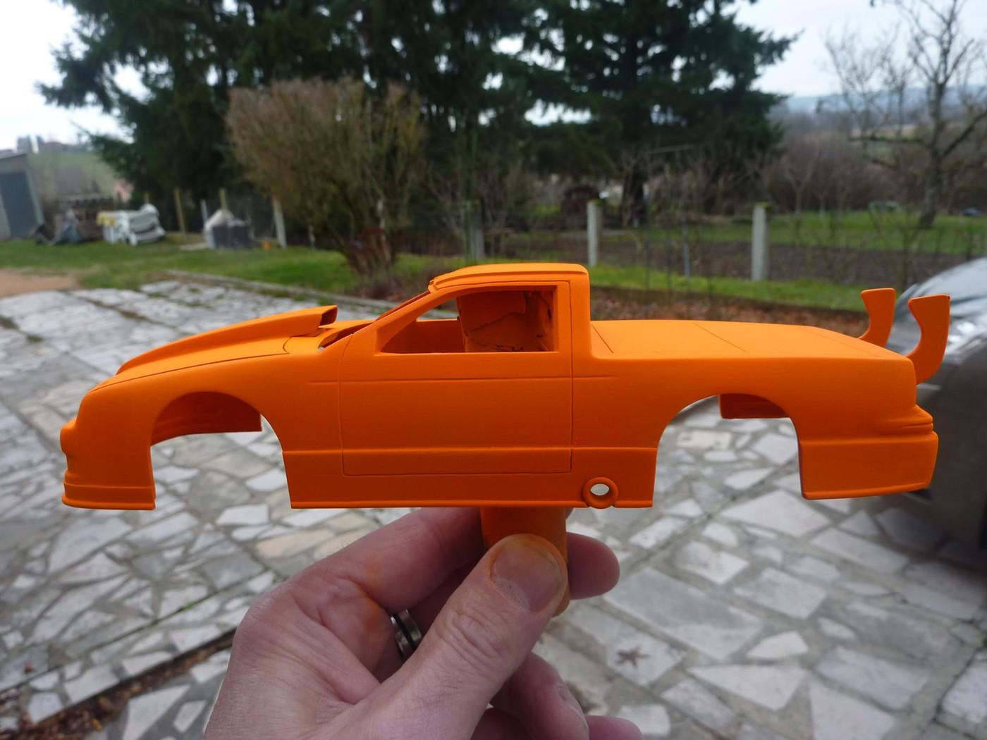 Ford T Bird Pickup racer Bonneville ( Ex Nascar) terminée  Photo23-vi